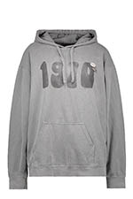 "Newtone Sweat Hoody grey ""1970"""