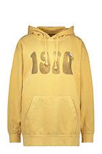 "Newtone Sweat Hoody mustard ""1970"""