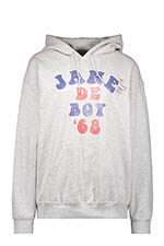 Newtone Sweat capuche Jane De Boy '68