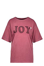 "Newtone Tee shirt brick ""Joy"""
