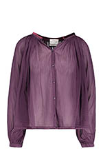 Forte Forte Blouse Bohemian, violet