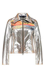 Golden Goose Veste Mira, Silver Sunset