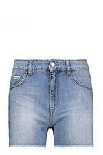 Alexa Chung Classic Denim Shorts