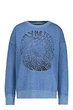Swildens Sweat-shirt Titu, bleu