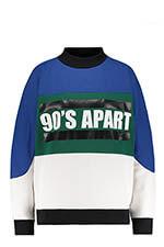 Maison Père Sweat-shirt Jersey 90's apart