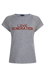 "Love Stories Tee shirt Jax ""Love Generation"""