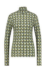 Alexa Chung Top Roll Neck