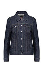 Levi's Veste Reversible Down Trucker