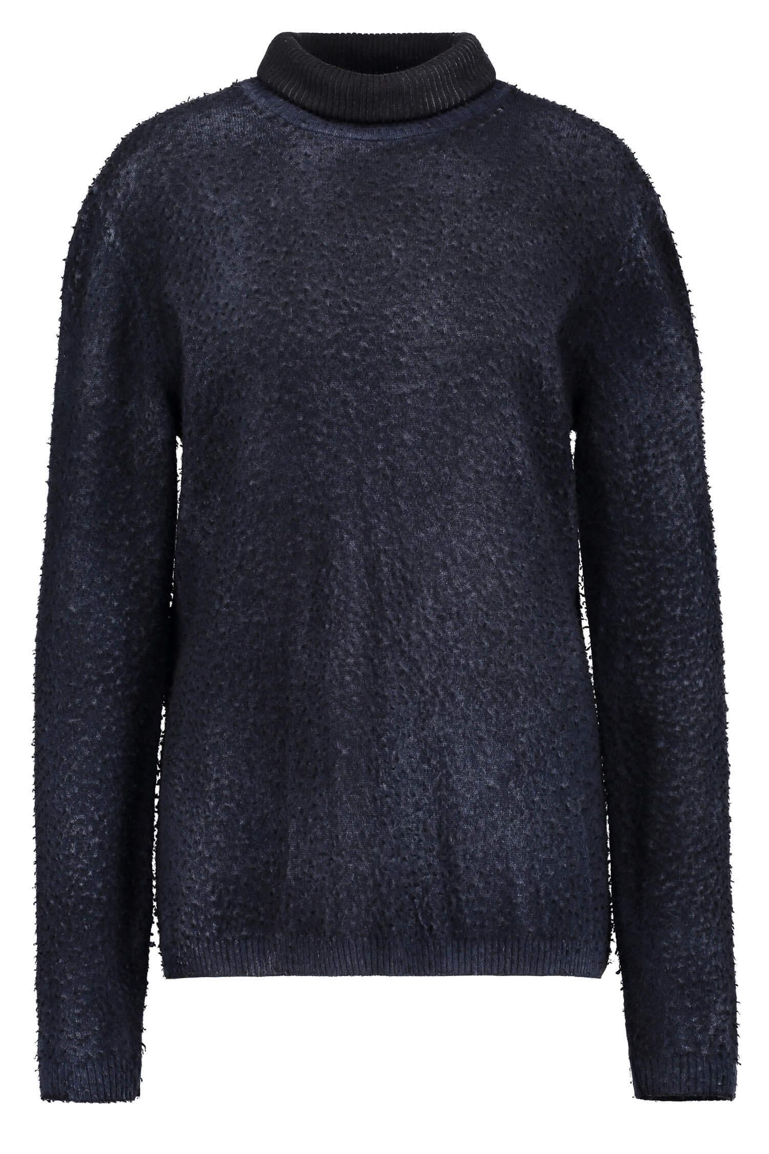 nouveau style b1448 794ac Pull col roulé homme laine et cachemire