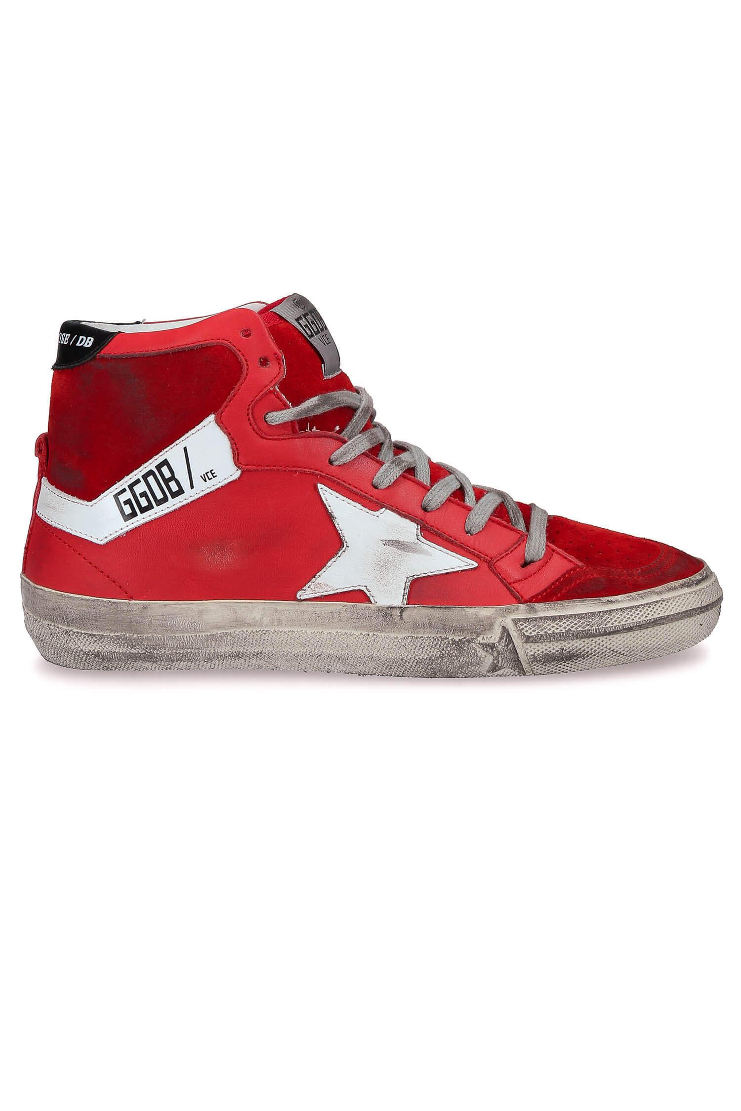 Sneakers Slide Cyclamin Glitter White StarGolden Goose uaDocucb