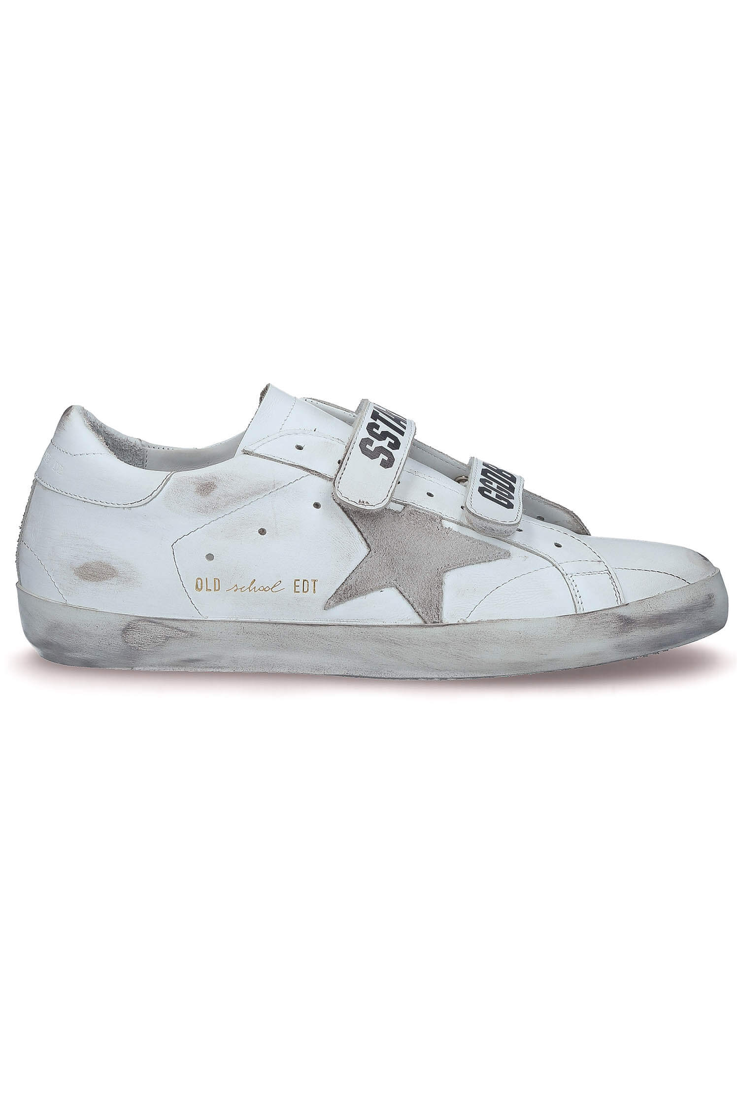 5d5ef9fd73b6 Golden Goose   Sneakers Superstar Old School White. Appuyez pour zoomer