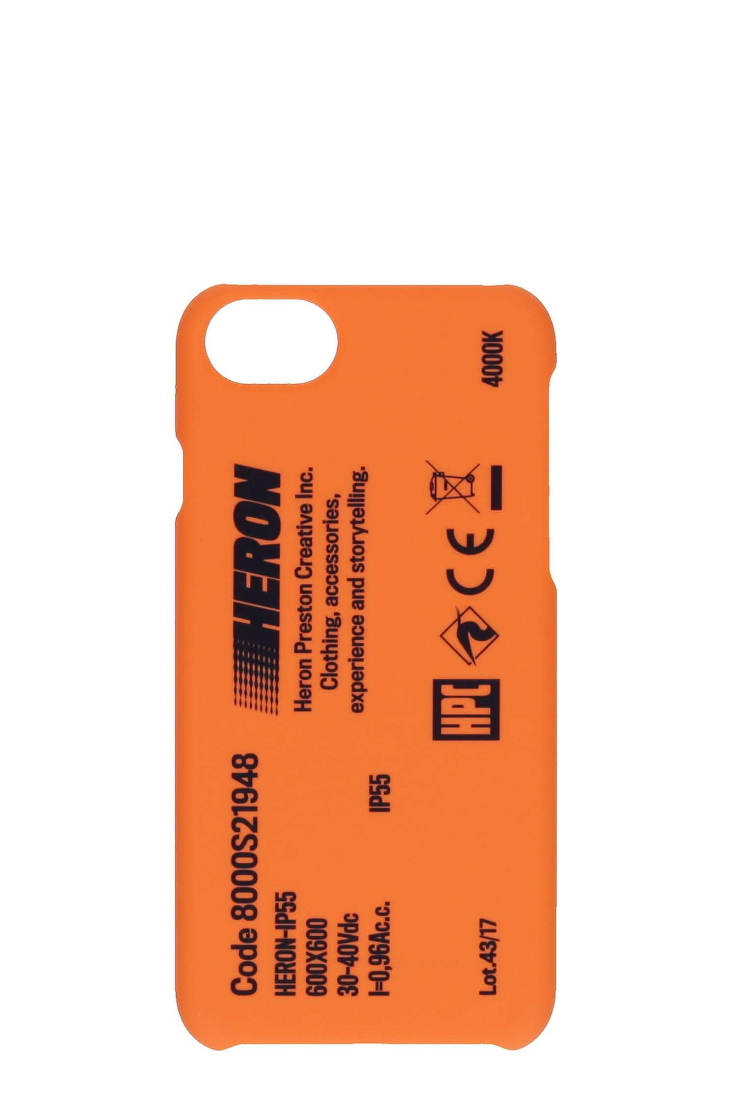 coque iphone 8 couleur orange