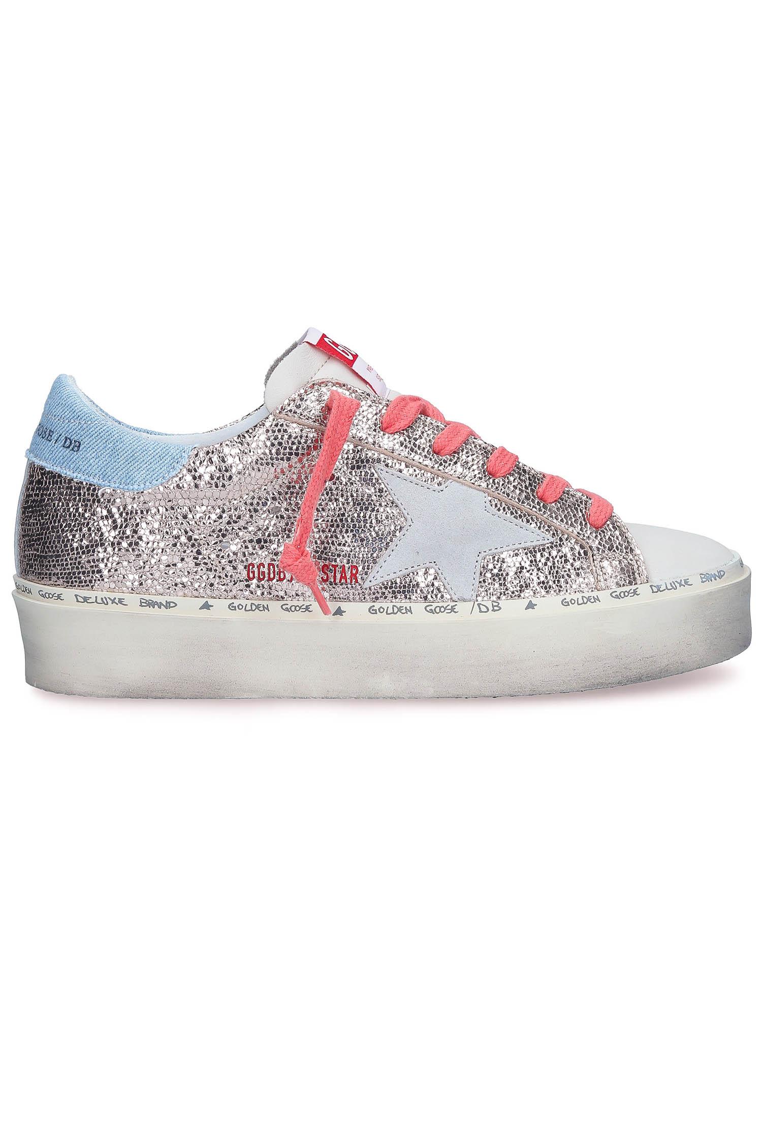 nouveau produit 61f84 bd630 Sneakers Hi Star Lizard-Ice Star