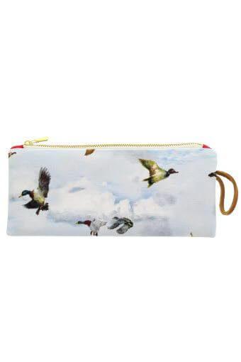 Maison Baluchon / Petite pochette oiseaux