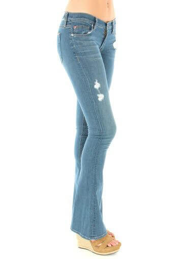 Hudson / Jean flare used Angel