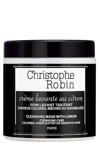 Christophe Robin / Crème lavante au citron 250 ml