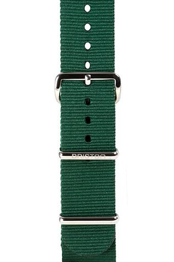 Briston / Bracelet NATO British Green 280mm