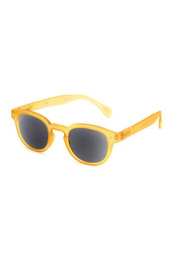 See Concept Izipizi / Lunettes de lecture solaires #C Yellow Crystal
