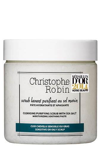 Christophe Robin / Scrub lavant purifiant 250 ml