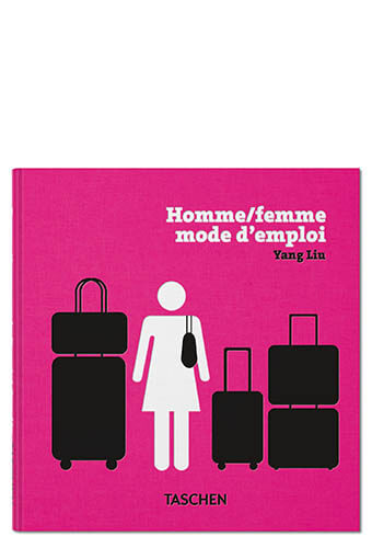 Taschen / Homme/Femme mode d'emploi