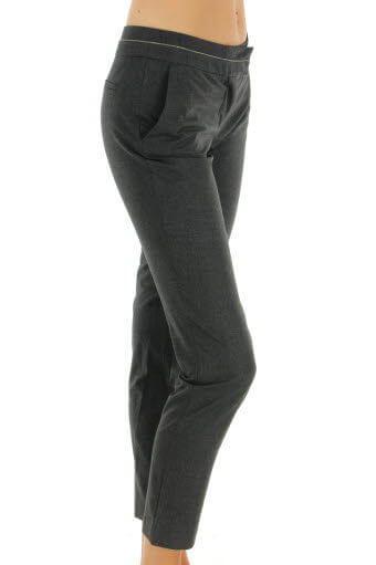 Swildens / Pantalon en pied de poule