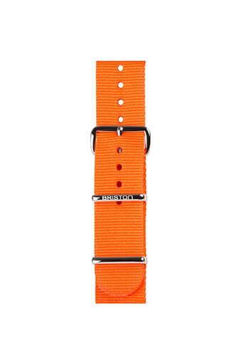Briston / Bracelet Nato orange 280mm