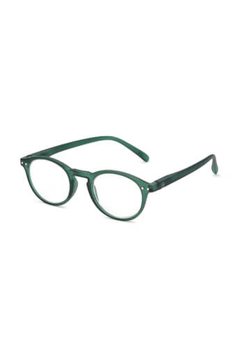 See Concept Izipizi / Lunettes de lecture #A green crystal