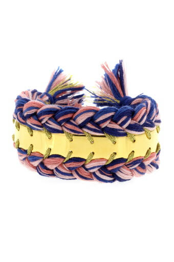 Aurélie Bidermann / Bracelet Copacabana double