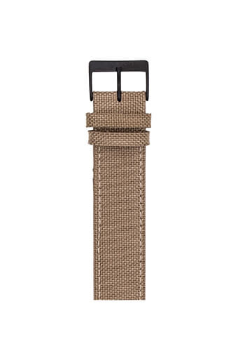 Briston / Bracelet sport en cuir Canvas