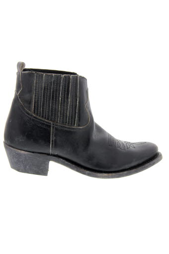 Golden Goose / Boots Crosby Black California