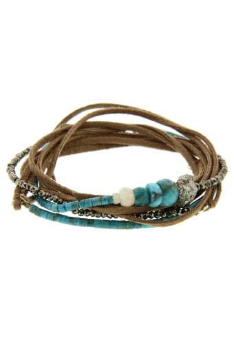Pascale Monvoisin / Bracelet Tucson n°2