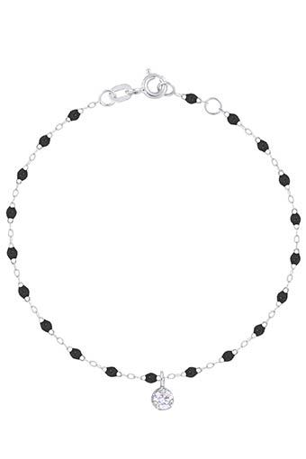 Gigi Clozeau / Bracelet or gris, un diamant