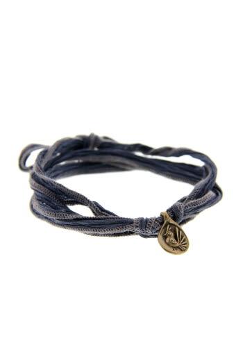 Catherine Michiels / Bracelet Charm Le Petit Fred en bronze