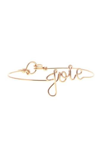 Atelier Paulin / Bracelet joie