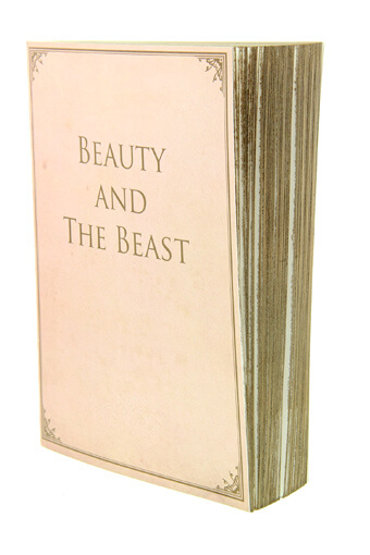 Slow Design / Mute Book Beauty and the beast