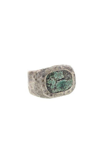 Pascale Monvoisin / Bague Gaby turquoise