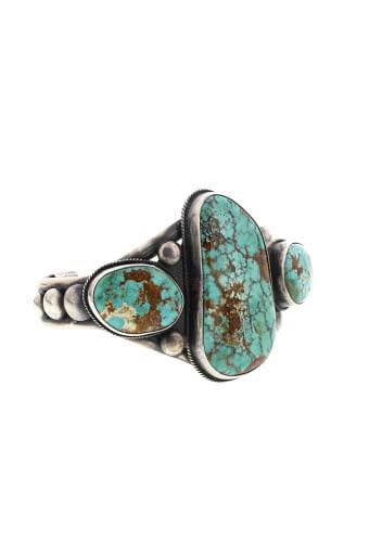Harpo / Bracelet 3 turquoises