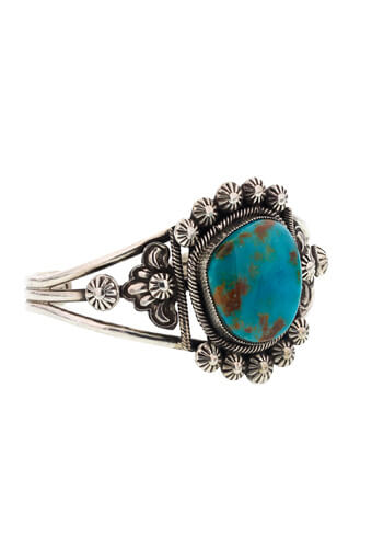 Harpo / Jonc Navajo turquoise