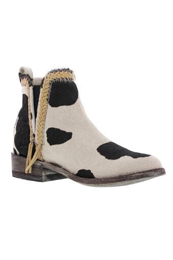 Mexicana / Boots Pequenia Piel de pelo