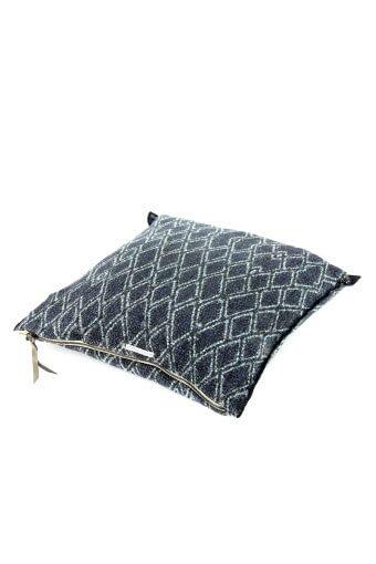 Maison de Vacances / Coussin chenille samarkand soft washed 50 X 50 cm