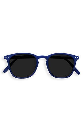 See Concept Izipizi / Lunettes solaires #E navy blue soft grey lenses