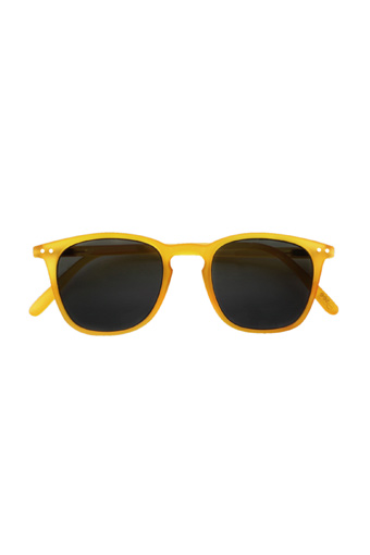 See Concept Izipizi / Lunettes Solaires #E yellow crystal soft grey lenses