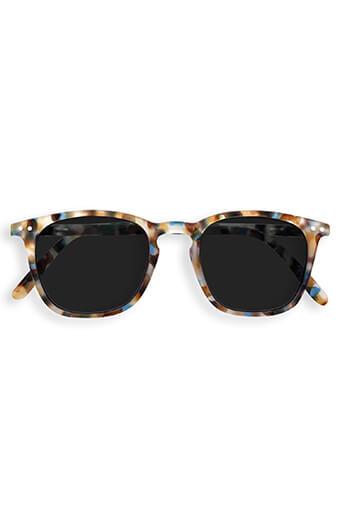 See Concept Izipizi / Lunettes Solaires #E blue  tortoise soft grey lenses