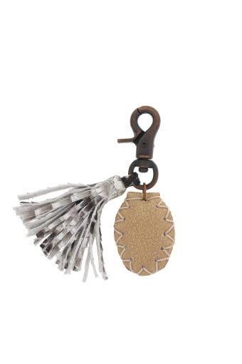 Jacquie Aiche / Porte clefs raie et python