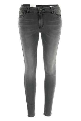 Anine Bing / Mid rise skinny washed