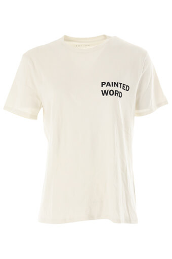 6397 / Tee shirt Painted word
