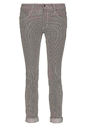 6397 / Pantalon mini skinny
