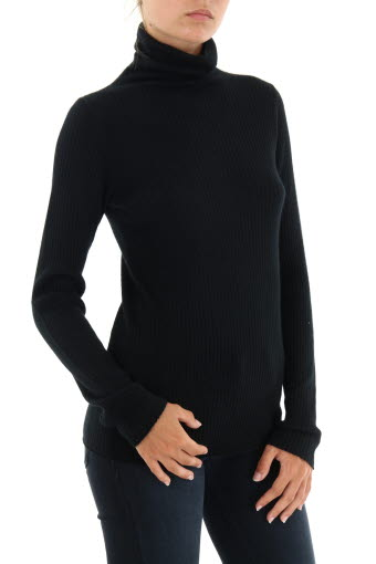 6397 / Pull ribbed turtleneck