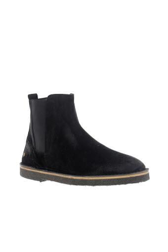 Golden Goose / Boots Portmann black suède