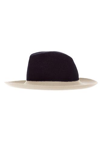 Forte Forte / Chapeau bicolore